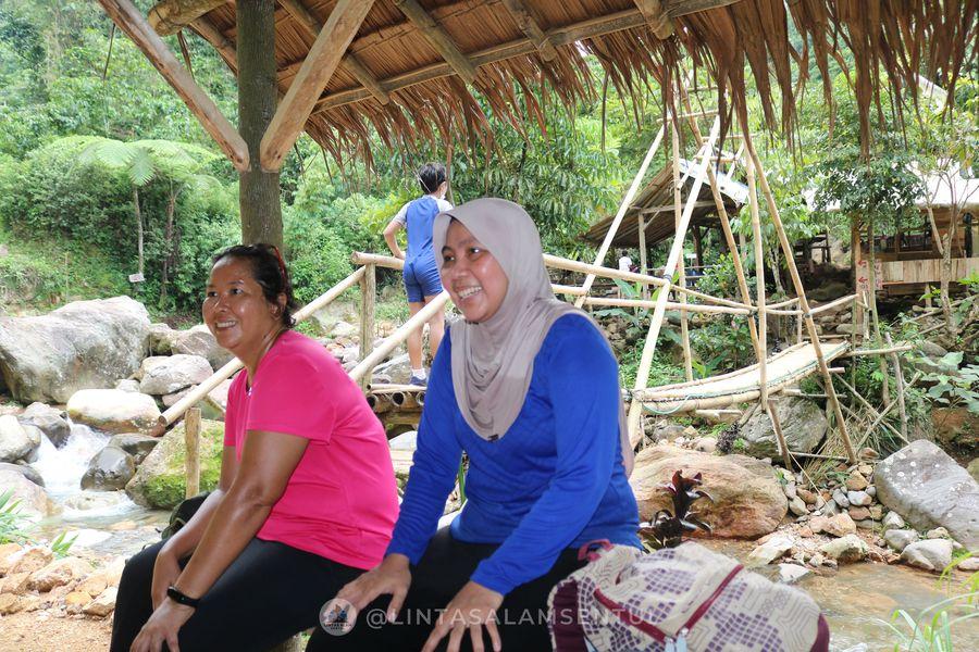 Tracking Ke Daerah Sentul Banyak Dari Kota Bambu Selatan, Jakarta
